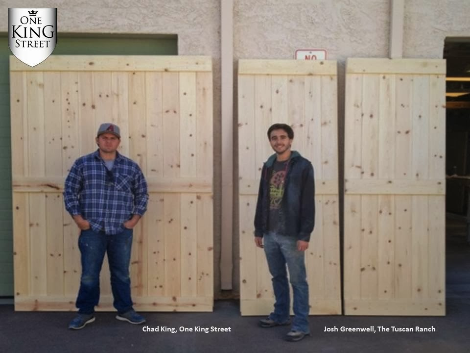 Arizona Barn Doors Barn Doors In A Law Firm