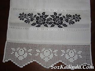 yeni havlu kenarı örnekleri