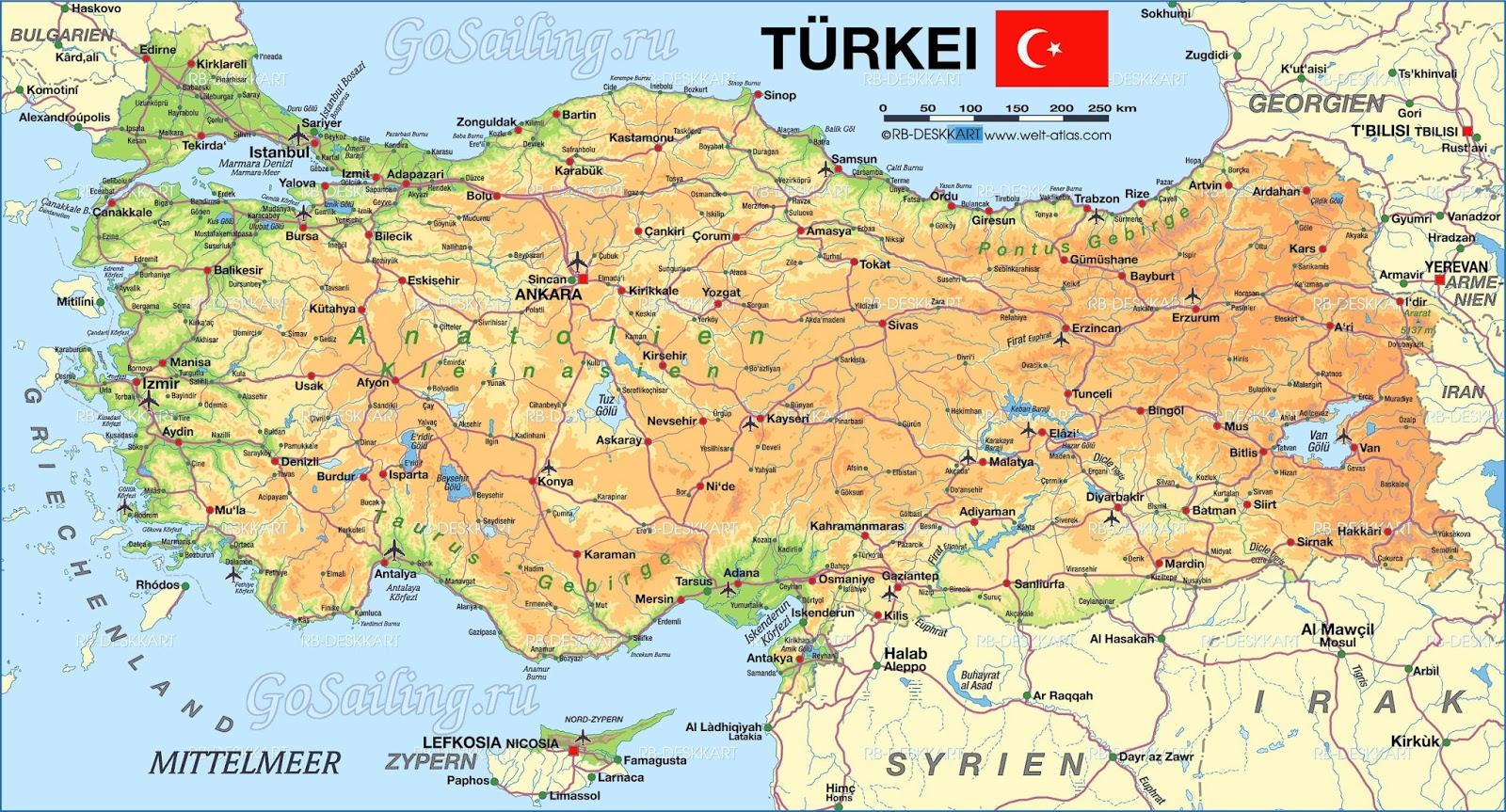 Turcja Dum Spiro Spero Turcja Bezpieczna I Turcja Nie Zbyt
