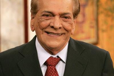 Ator Lucio Mauro — Foto: Reprodução TV Globo