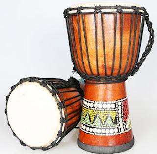 Macam - Macam Alat Musik Afrika