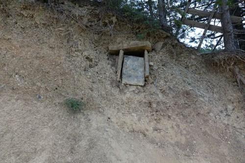 Ιωάννινα: Νεαροί εντόπισαν ασύλητο βυζαντινό τάφο στο Σκαμνέλι Ζαγορίου