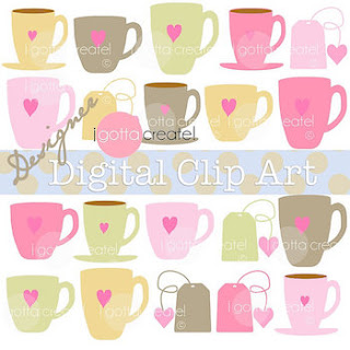 I like Big Cups creative printable challenge by I Gotta Create! | Visit blog for the rules.