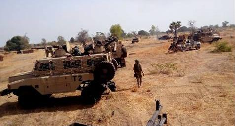 nigerian troops kill 22 boko haram terrorists