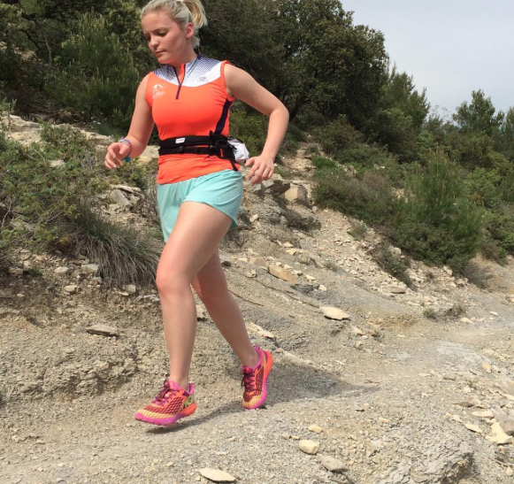 Test produit Hoka One One Speed Instinct femme