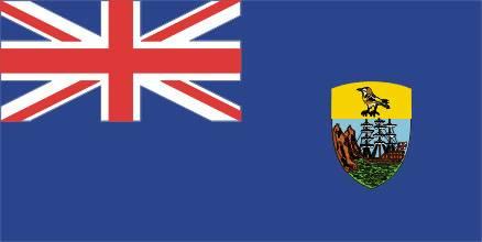 Bandeira de Santa Helena
