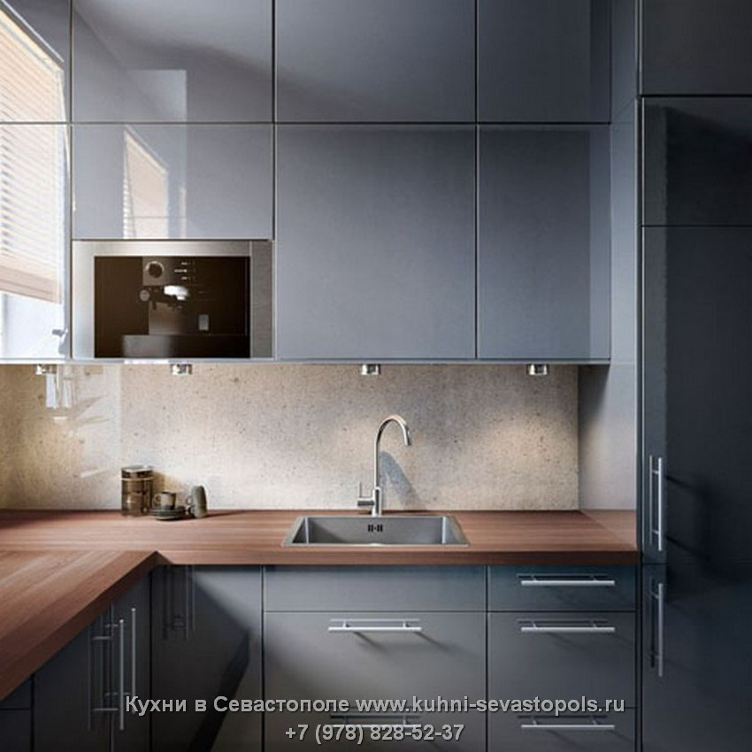 Деревянные кухни на заказ в Севастополе