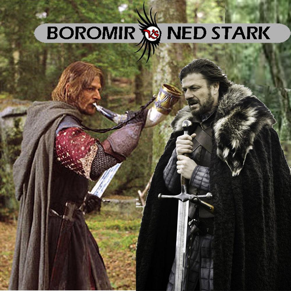 Boromir Ned Stark
