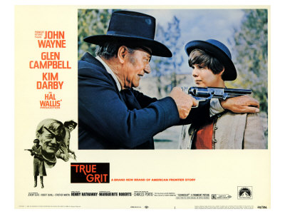 John Wayne True Grit 1969 movieloversreviews.filminspector.com