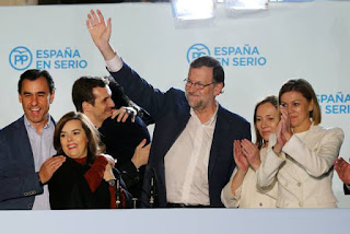 El balconing de Rajoy