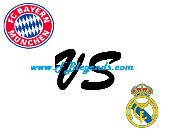 مشاهدة مباراة ريال مدريد وبايرن ميونخ بث مباشر في دوري أبطال أوروبا يوم 18-4-2017 مباريات اليوم