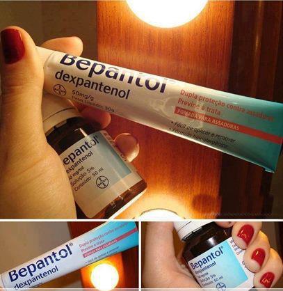 Benefícios do Bepantol para sua pele