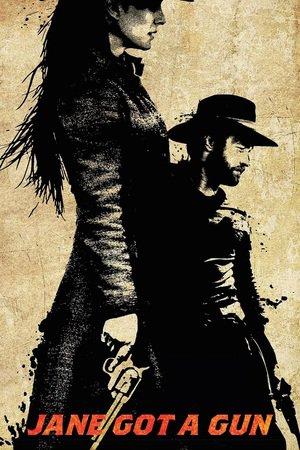 Poster Jane Got a Gun 2015
