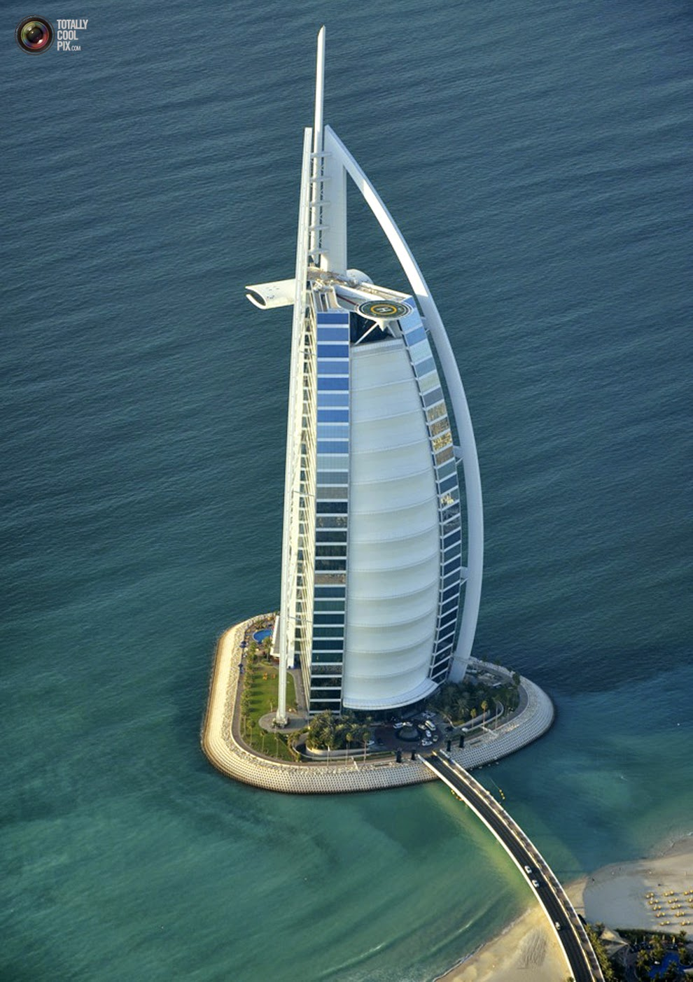 Burj Al Arab - Umroh Plus Dubai