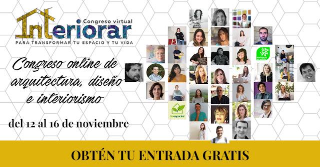 El primer congreso virtual dedicado al hogar