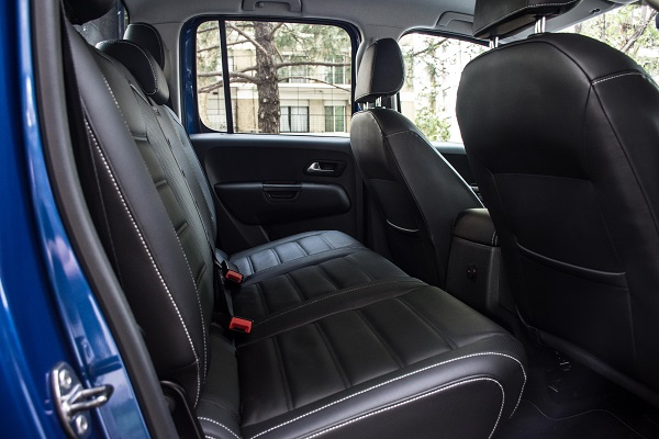 Interior Volkswagen Amarok V6 Extreme