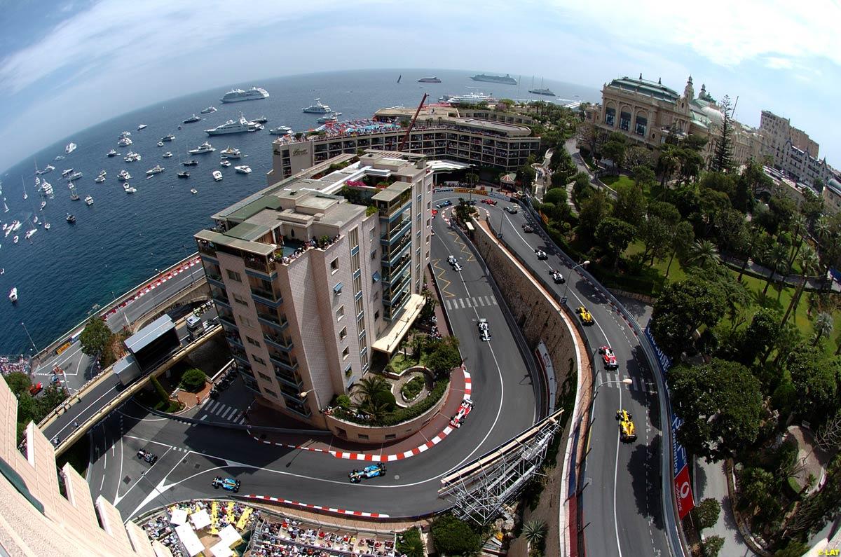 Circuito Monaco : Circuito de mônaco da fórmula dicas de paris e frança