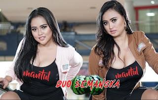 Lirik Lagu Mantul - Mantul -  Duo Semangka