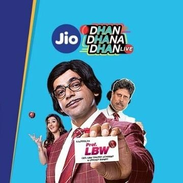 Jio Dhan Dhana Dhan 22 April 2018 HDTVRip 480p 150mb