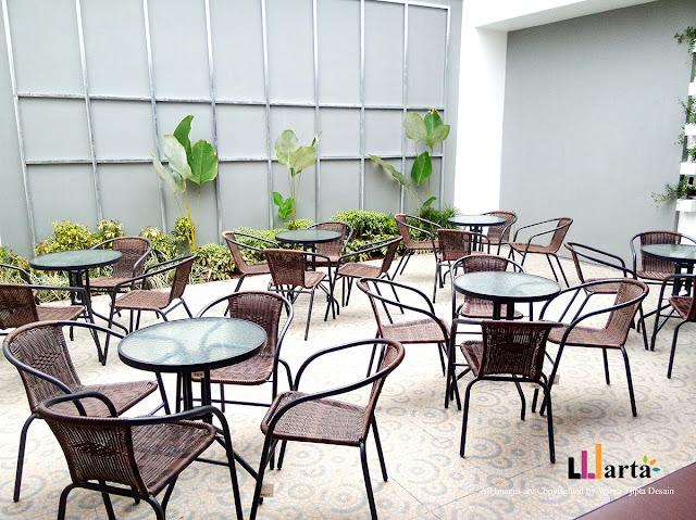 Desain Interior Restoran AKA Kedaton