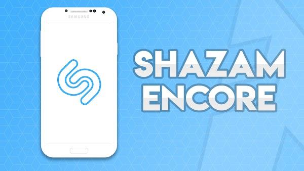Shazam Encore APK Full [Sin ADS]