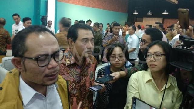 Menteri Tenaga Kerja Sebutkan Tiga Masalah SDM Indonesia