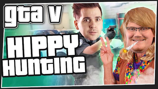 GTA 5 Online - Hippy Hunting