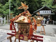 鎌倉宮例祭