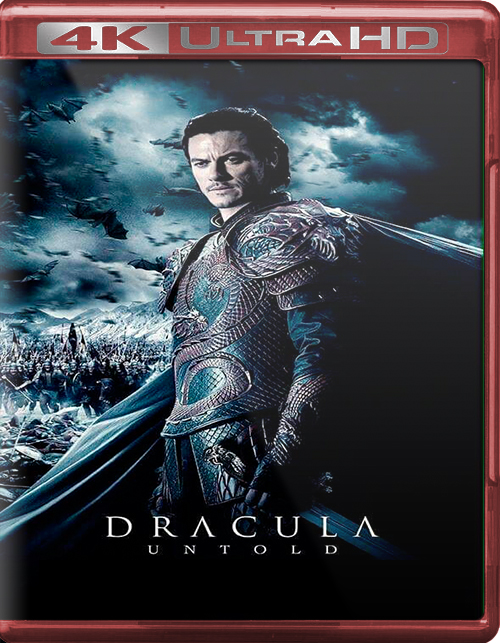 Dracula Untold [2014] [UHD] [2160p] [Latino]