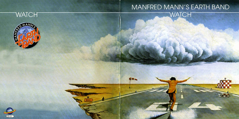 Manfred mann's earth band — blinded by the light (7'' version) (leftovers ).