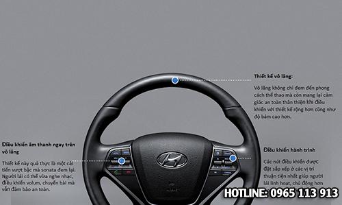 Vô  lăng Hyundai Sonata Hải Phòng