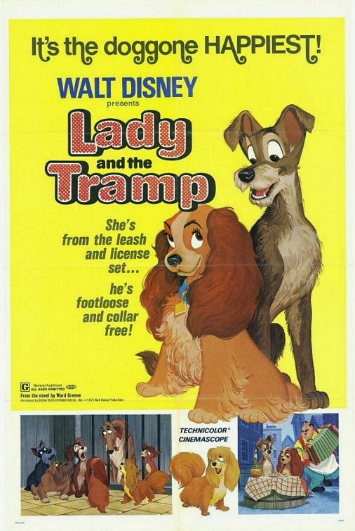 Rymickey S Ramblings The Disney Discussion Lady And The Tramp