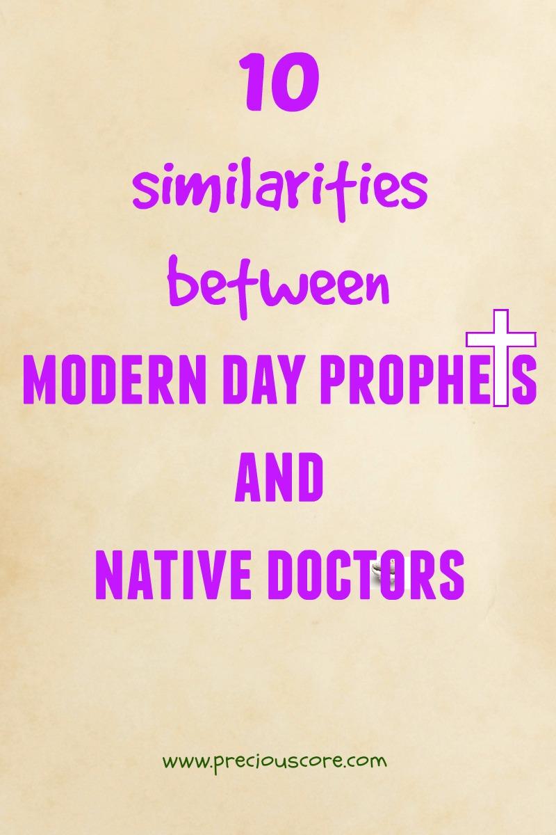 african prophets