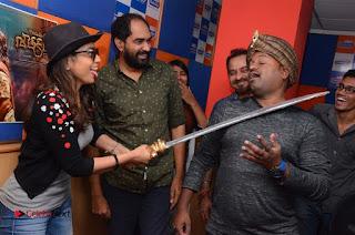 Gautamiputra Satakarni (GPSK) Team at Radio City  0035.jpg