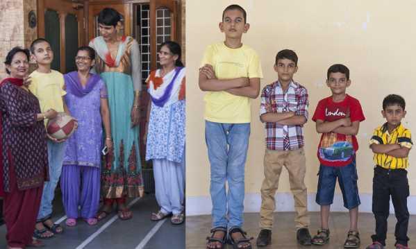 Wow Ada Bocah 5 Tahun Tingginya 170 cm?