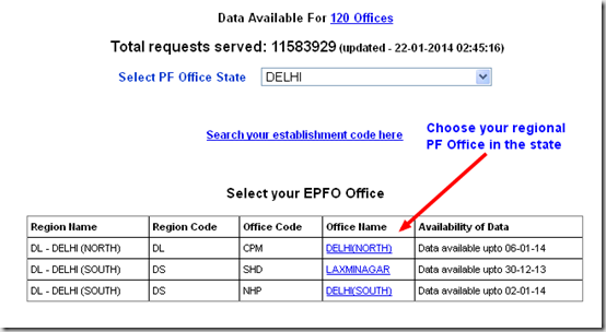 How to Check Your PF Balance Status Online