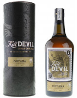 Kill Devil – Guyana – Uitvlugt Distillery – 18 ans (novembre 1997 – 2016) – 46 %