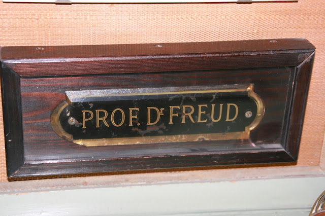 Sigmund Freud's Vienna office museum