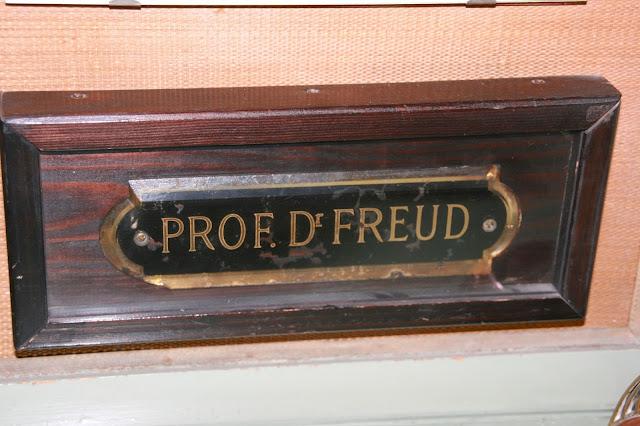 Sigmund Freud's Vienna office museum