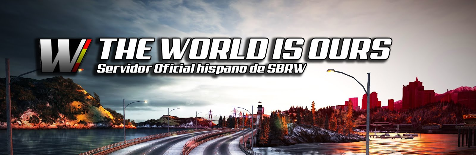 The World Is Ours | SBRW Servidor Hispano