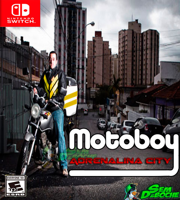 MOTOBOY: ADRENALINA CITY