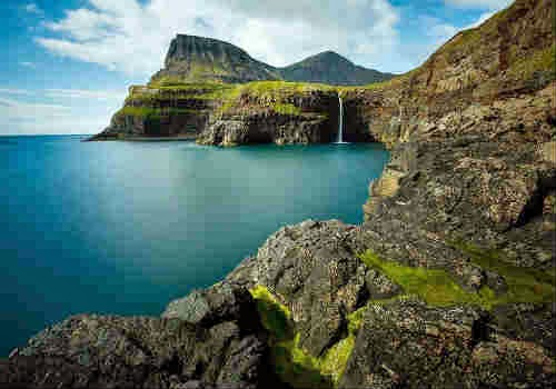 Фарерский архипелаг