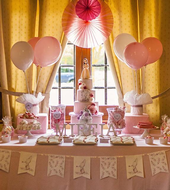 mesas dulces de comunión en alicante