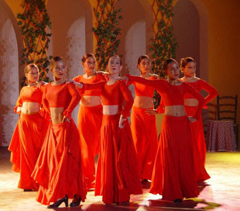 XV Feria Andaluza de Julio del 7 – 10 de Julio en Calpe, Mario Schumacher Blog