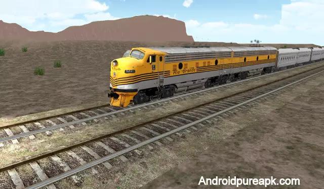 Train Sim Pro Apk Download
