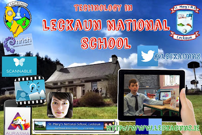 Technology in Leckaun National School Collage