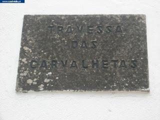 Travessa das Carvalhetas de Castelo de Vide, Portugal (Crossing)