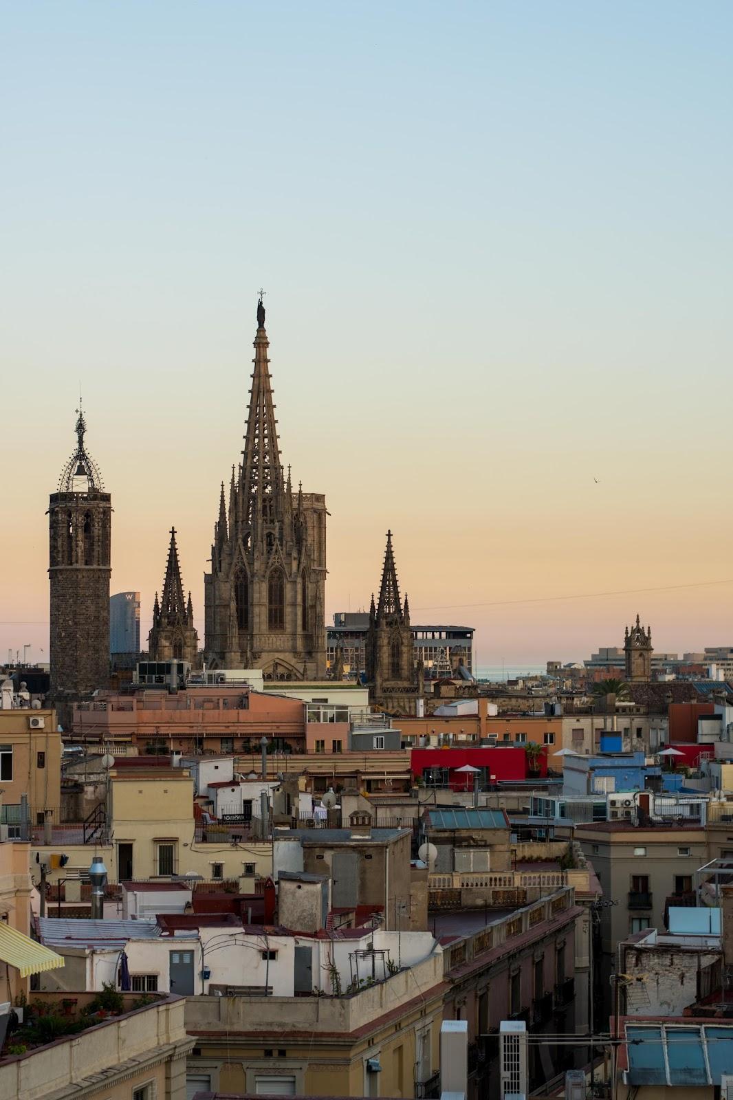 La florinata en la ciudad terraza chill out ohla barcelona - Chill out barcelona ...