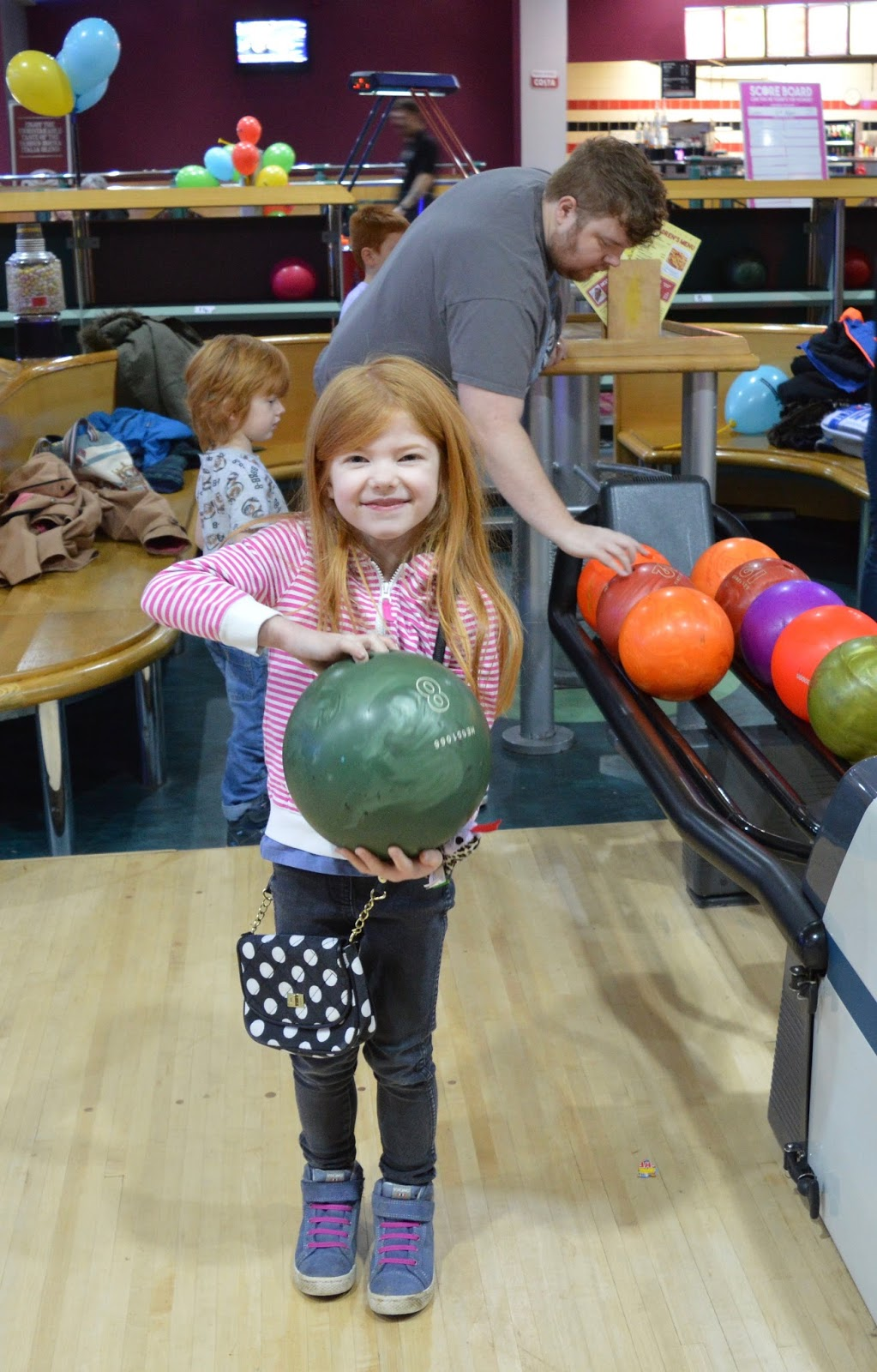 A Guide to The Best Family Days Out in the North East including AMF Bowling Washington