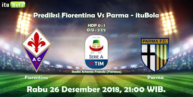 Prediksi Fiorentina Vs Parma - ituBola